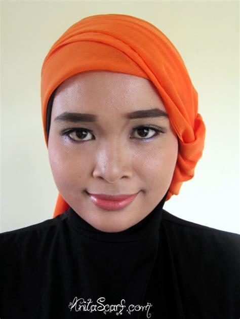 tutorial hijab pashmina ala dewi sandra hijab tutorial dewi sandra di iklan wardah tutorial