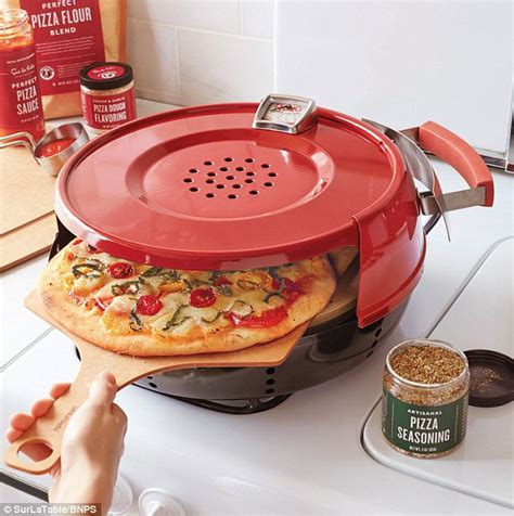 stovetop pizza stovetop pizzeria pronto oven promises to cook a gourmet