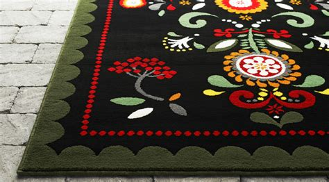 ikea akerkulla rug floral patterns rugs and floral on