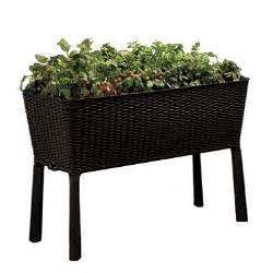 keter easy grow elevated flower garden planter sam s club