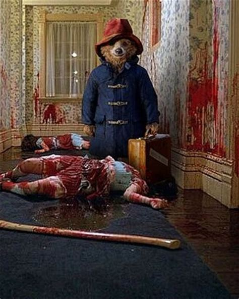 Hilariously Creepy Images Spawned by PADDINGTON Movie ... Colin Firth