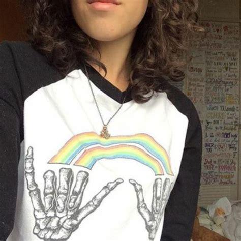 imagenes tumblr lgbt t shirt rainbow grunge t shirt tumblr grunge lgbt
