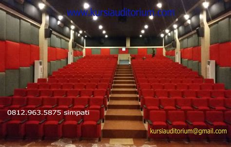 Kursi Auditorium supplier kursi auditorium kursi teater kursi bioskop