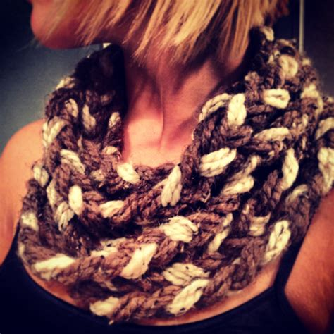 braided yarn scarf michaels yarn  braided