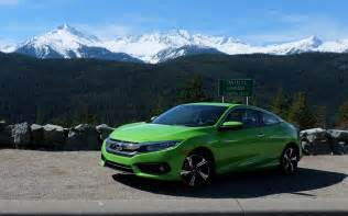 2016 honda civic coupe when and agree review