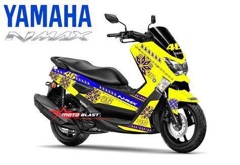 Gambar Modifikasi Motor by Gambar Modifikasi Motor Yamaha Nmax Terbaru Modifikasi