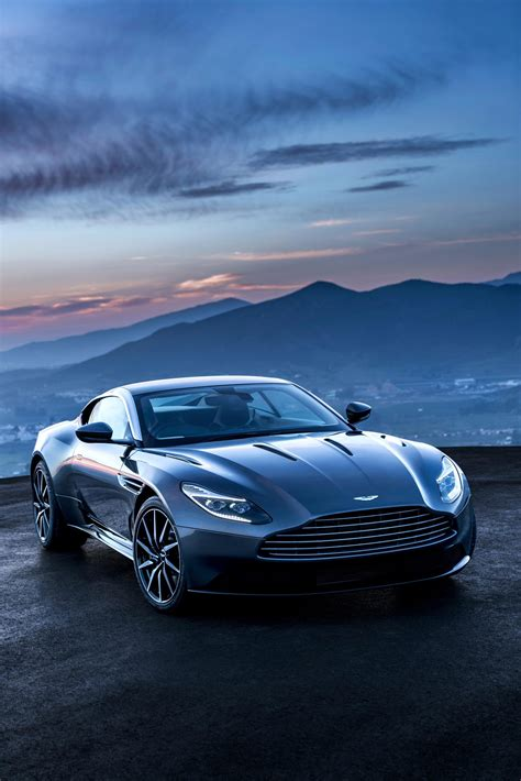aston martin aston martin db11 makes geneva debut