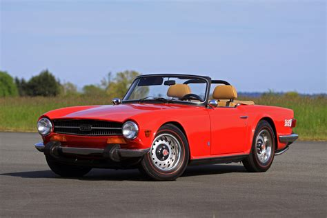 Sold: 1974 Triumph TR6 ? Owen Automotive Canada