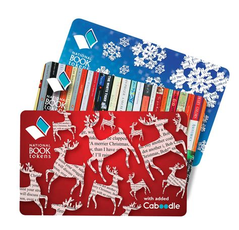 National Book Tokens Gift Card Balance - national book tokens christmas present christmas gift card