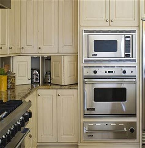 ideas for built in wall ovens and microwaves appliance