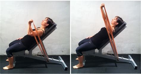 benching with bands pn coaching exercise modifications phase 1 2