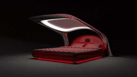 Futuristic Bed futuristic bed concept2 by hlupekkk on deviantart
