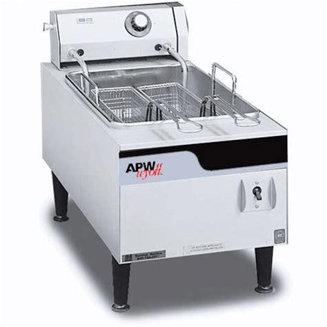 Countertop Fryers by Buy Apw Wyott Ef 15n Countertop Electric Fryer At Kirby