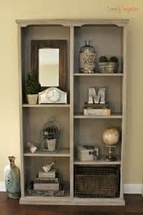 painting shelves ideas 1000 ideas about painted bookcases on