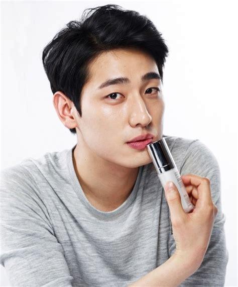 korean actress man men to dominate cosmetics adverts in korea