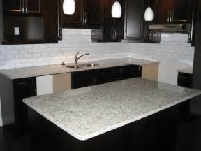 kitchen island tropical moon white granite home depot