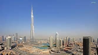 the impressive burj khalifa dubai uae world for travel