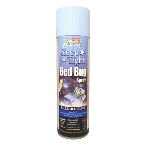 sprays for bed bugs doktor doom sleep tight bed bug spray 500 grams