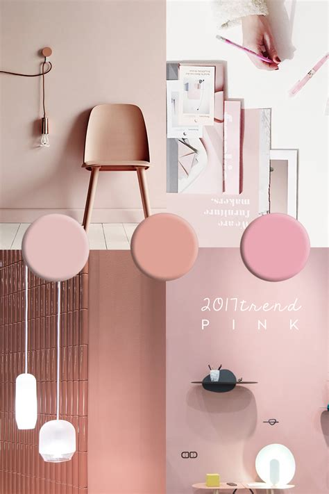 pink interior trend maisonobjet  trend report