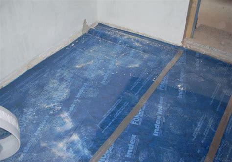 tappeto acustico uso mattone tra vuoti e pieni imprese edili