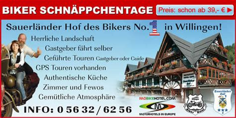 Motorradtour Cuxhaven by Hotels Pensionen