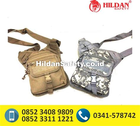 Tas Selempang Tactical Army Outdoor 803 ts 02 jual tas selempang army hildan safety official