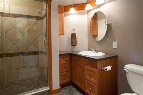 maple bathroom furniture maple shaker bathroom cabinets traditional bathroom