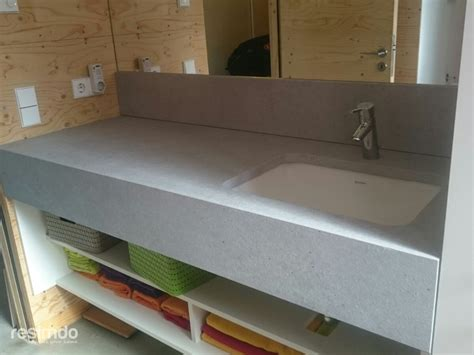 waschbecken badezimmer badezimmer design betonoptik waschbecken resimdo