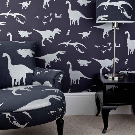 dinosaur wallpaper for bedroom dinosaur kids wallpaper unique wallpaper cuckooland