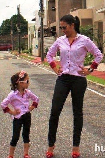 baju kembar ibu dan anak ide model busana