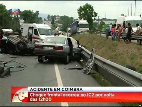 Acidente Em Pesqueira Hoje | tr 234 s mortos e um ferido grave em acidente em coimbra youtube