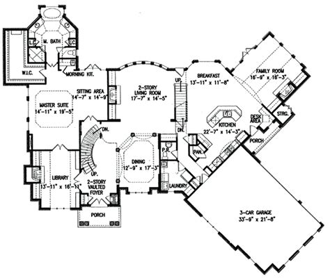 home plan homepw12686 4376 square foot 4 bedroom 4 european style house plan 4 beds 4 50 baths 4376 sq ft