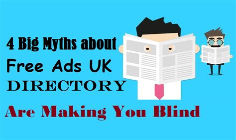 4 big myths about free ads uk directory are making you