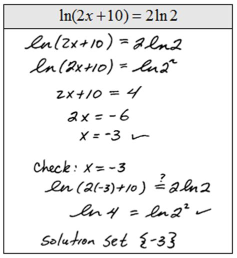 Solving Exponential Equations Using Logarithms Worksheet by Solving Log Equations Worksheet Worksheets Tutsstar