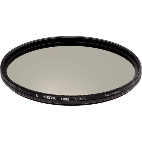 hoya hd kopral 77 mm hoya 77mm hd3 circular polarizer filter xhd3 77crpl b h photo