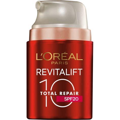 Loreal Day l oreal revitalift 10 repair day spf20 50 ml 163 6 45