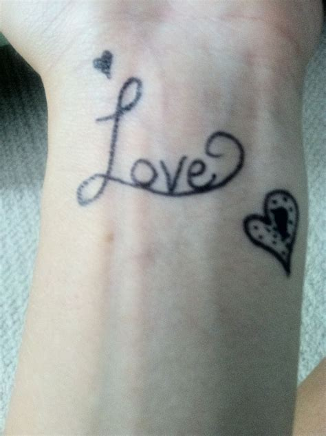 sharpie tattoo sharpie on my wrist tattoos and ideas
