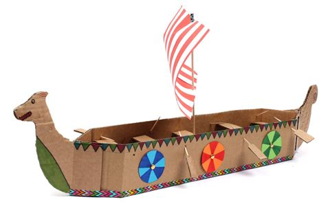 how to draw a longboat viking longship model plans