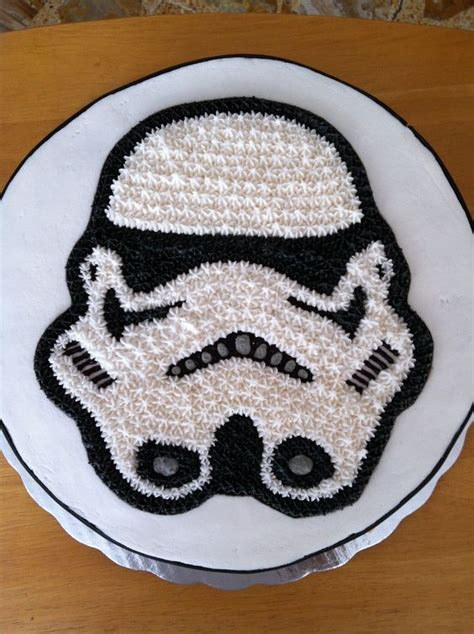 stormtrooper cake lo ultimo pinterest cakes