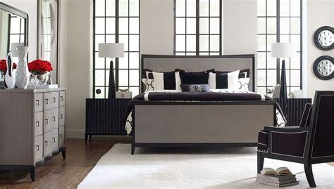Symphony Bedroom Furniture Symphony Platinum Black Tie Panel Bedroom Set From Legacy Classic 5640 4105k Coleman Furniture