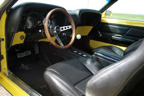 1970 mustang interior 1970 ford mustang custom fastback 198175