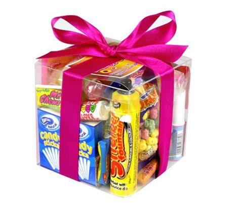 sweet gifts for retro sweet cube gift box of school