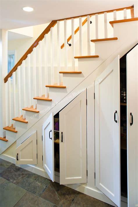 Understair Cupboards - built in cabinet designs stair custom cabinets