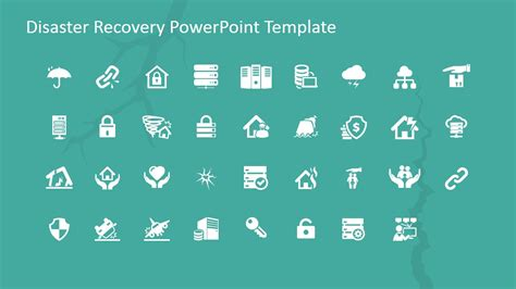 Disaster Recovery Powerpoint Template Slidemodel Disaster Recovery Powerpoint Template