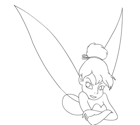 tinkerbell coloring pages download and print tinkerbell print mad tinkerbell coloring page or download mad