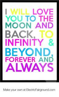 I Love You To The Moon And Back Quote by I Love You To The Moon And Back Quotes Will Love You To