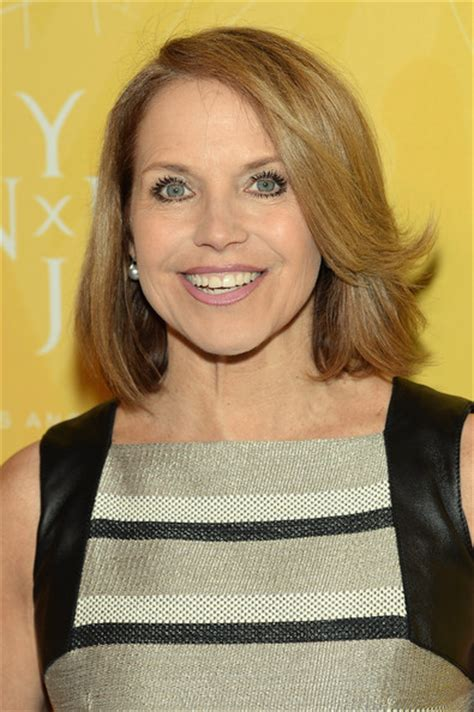 katie couric hairstyles 2014 hairstyles of katie couric hairstyle gallery