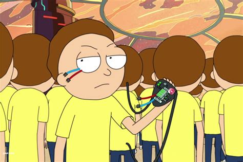 Is Evil Morty Detoxed Morty by Evil Morty Theories A Guide To The Rick And Morty Villain