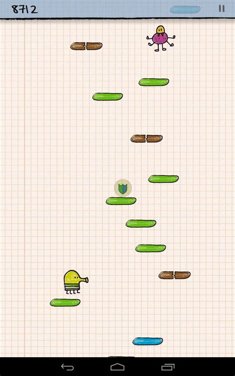 doodle jump на galaxy ace doodle jump for samsung gt s5300 galaxy pocket free