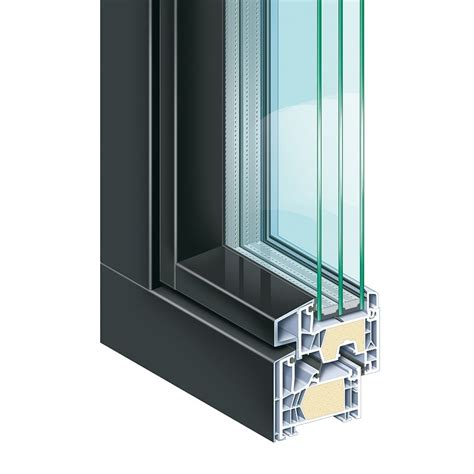 Pro Door And Glass K 214 Mmerling 76 Centre Seal Aluclip Pro K 214 Mmerling